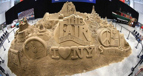 A Fantastic Day at the Great New York State Fair | Photo Courtesy of the Great New York State Fair