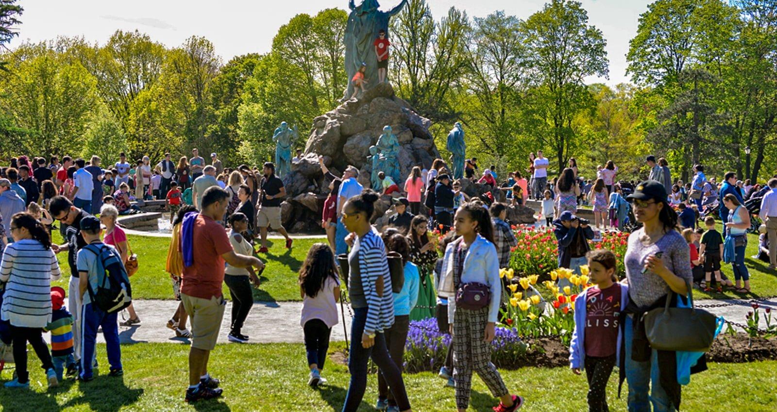 Albany Tulip Festival | Photo Courtesy of Andrzej Pilarczyk