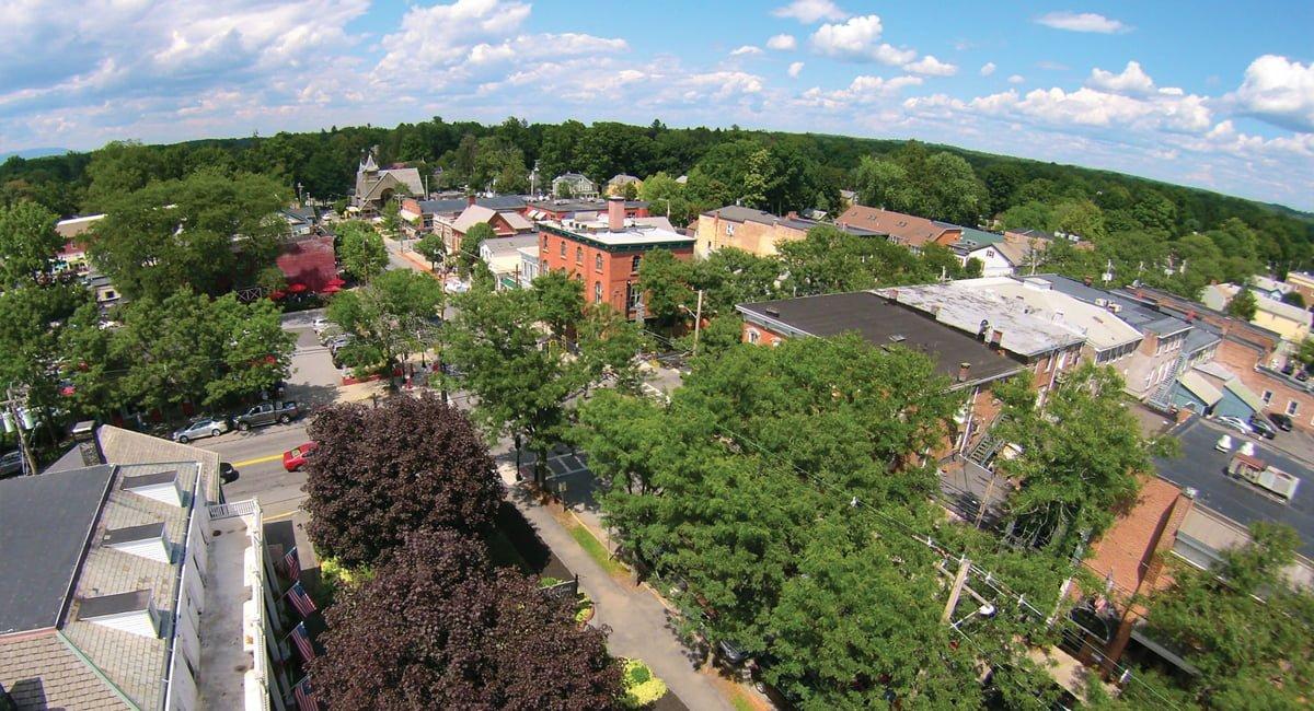 Downtown Rhinebeck