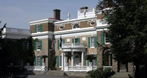 Home of Franklin Delano Roosevelt National Historic Site