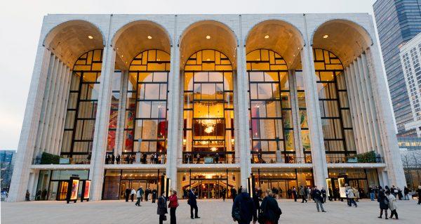 Metropolitan Opera House | Jonathan Tichler
