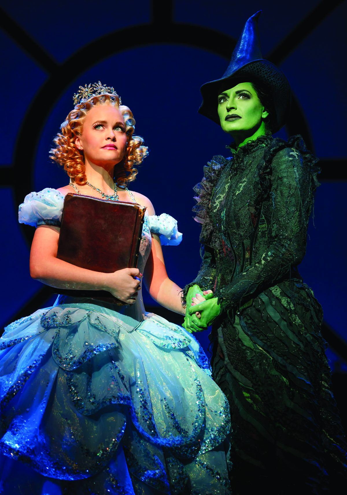 Wicked the Musical   Theater in New York City   New York