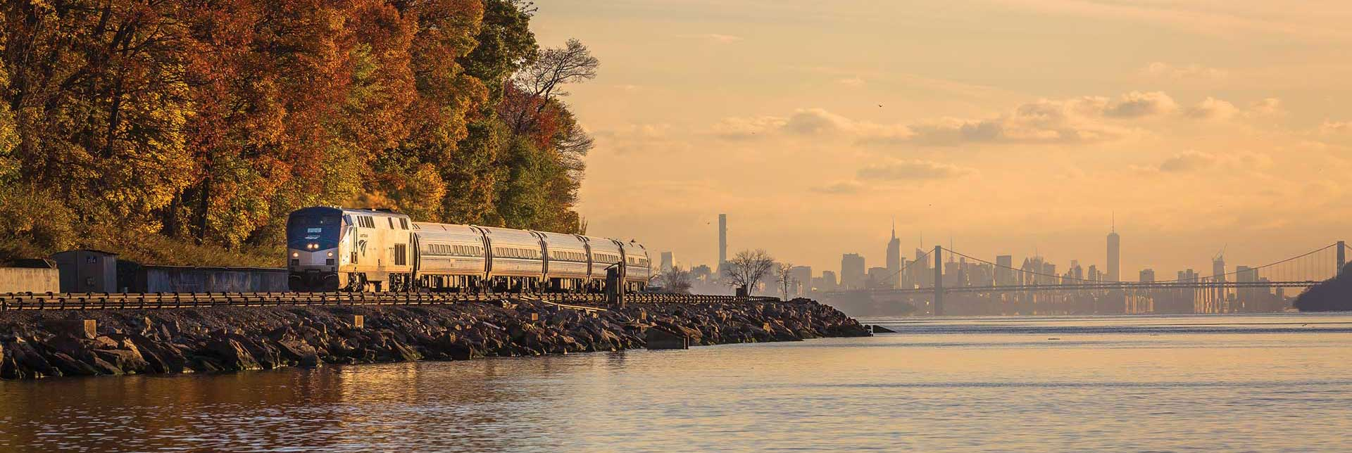 Amtrak Travel Packages