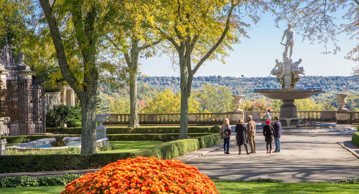 Kykuit | Westchester County Travel Package