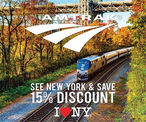 See New York & Save 15% Discount