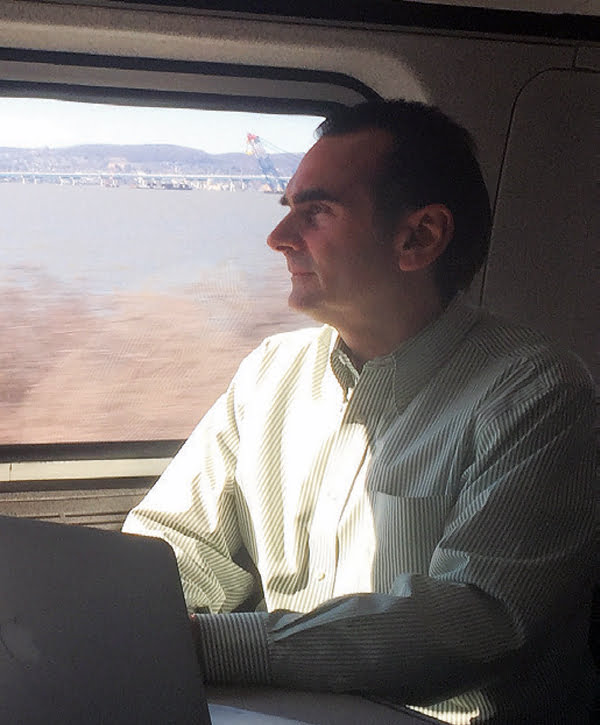 Tom Martinelli | Publisher of New York By Rail