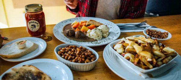 Montréal's Food Scene | Photo Courtesy of Alison Slattery