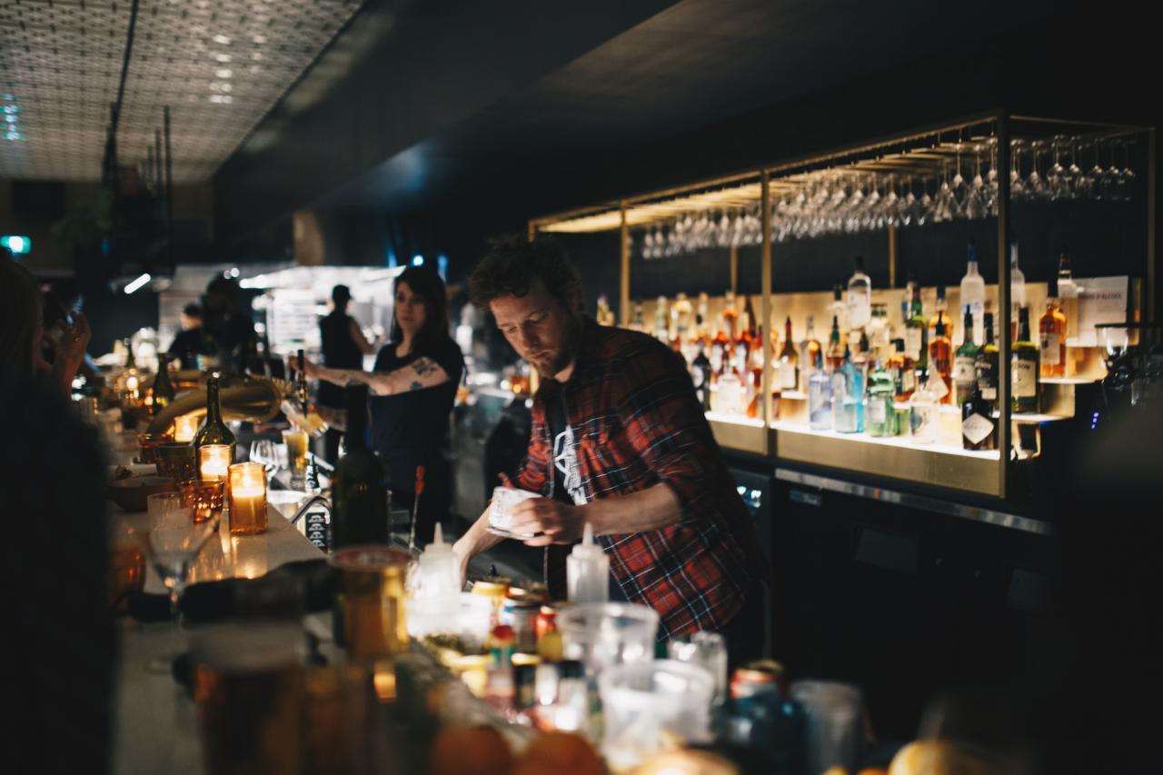 Montréal's Food Scene | Bar Saint-Denis in La Petite-Patrie | Photo Courtesy of Andrea O'Connor