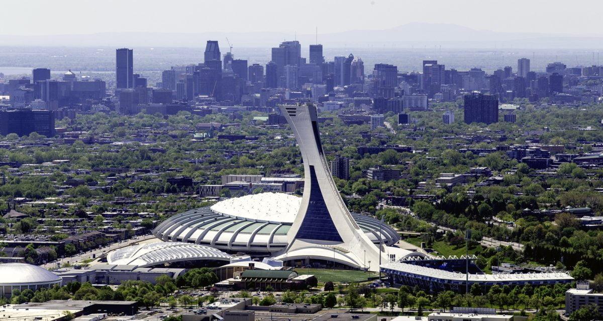 Montréal Olympic Park