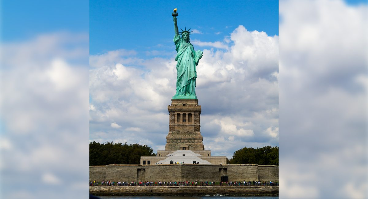 Statue of Liberty - Ellis Island