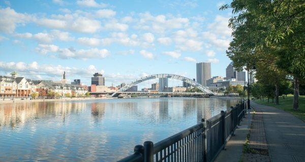 Rochester City on a Roll | Genesee River | Photo Courtesy of City of Rochester