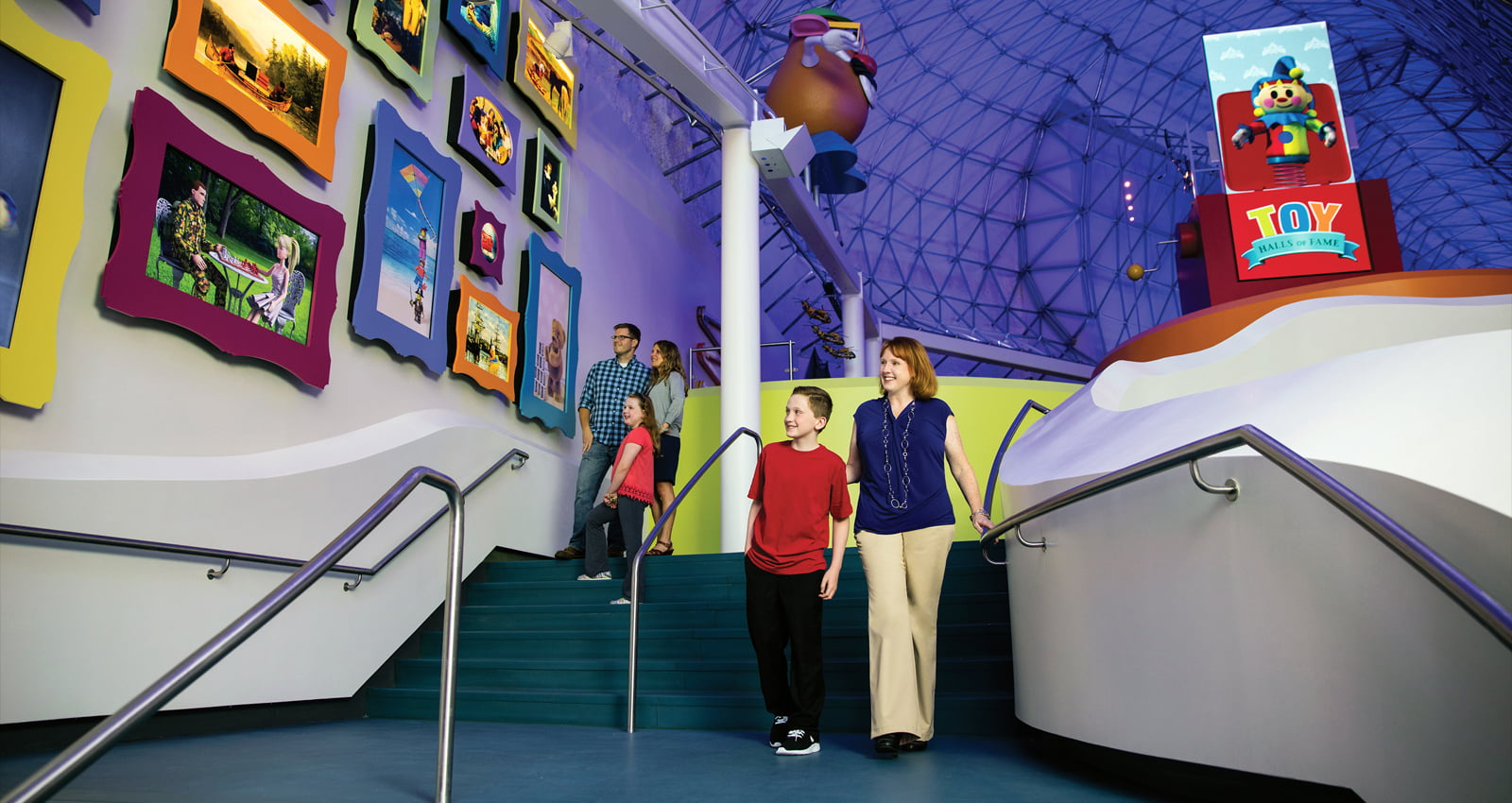 Rochester City on a Roll | Photo Courtesy of the Strong Museum of Play