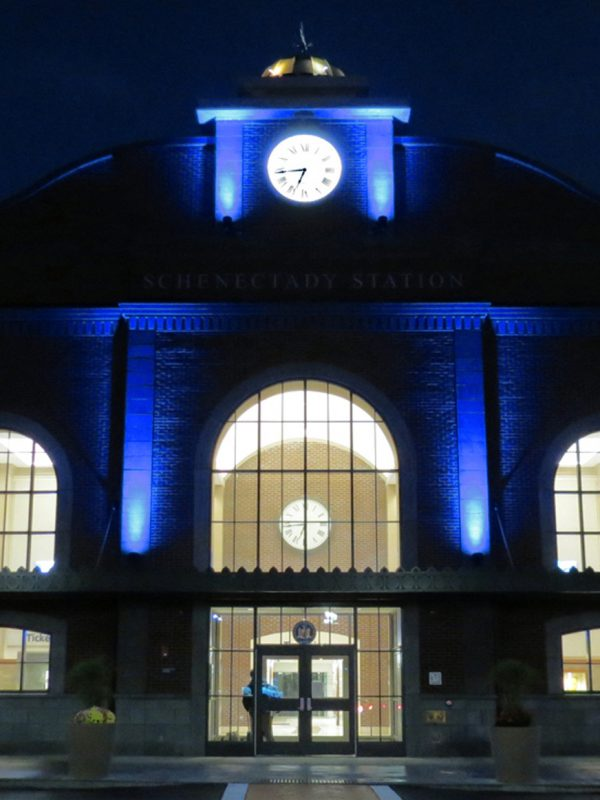 Schenectady Gets a New Station | Photo Courtesy of Ben Turon/Wikipedia