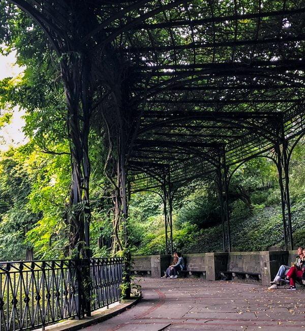 Secret Gems of Central Park   Lisa Fields