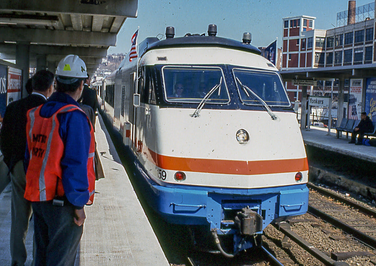 Yonkers Wins an Amtrak Stop | YonkersNY.gov