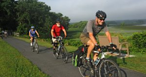 The Amsterdam-Pattersonville Trailway