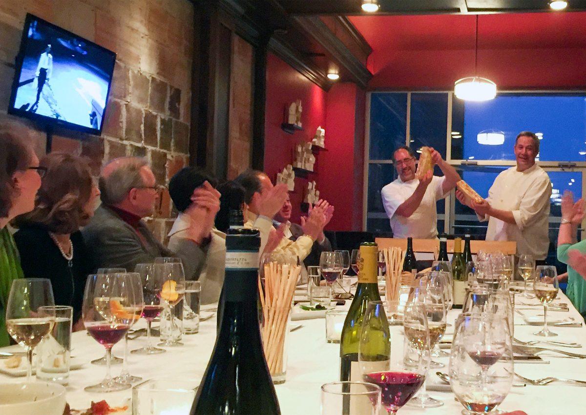 Bacchus Wine Bar & Restaurant | Buffalo, NY