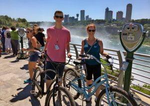 Bike the Falls Tour