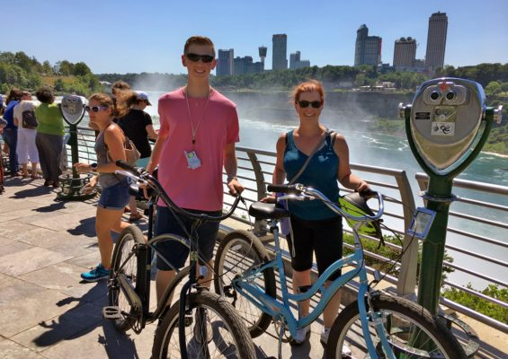Bike the Falls Tours | Niagara Falls USA