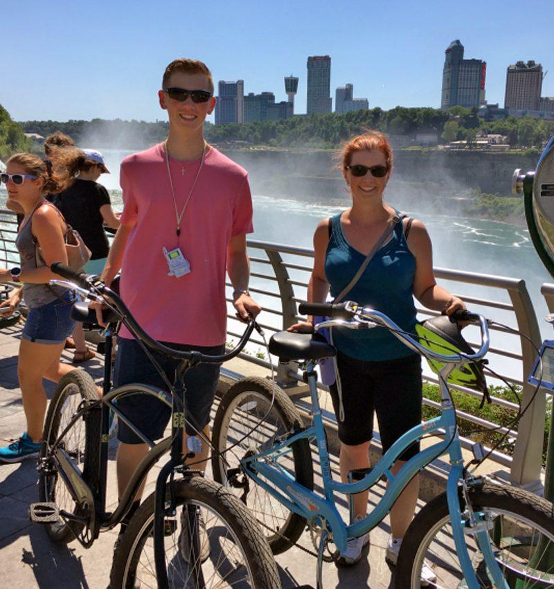 Bike the Falls