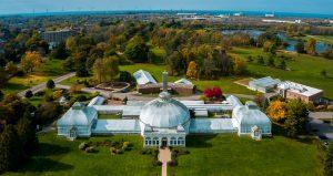 Buffalo and Erie Canal Botanical Gardens