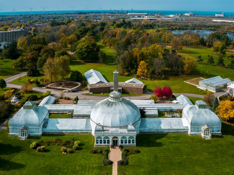 Buffalo and Erie Canal Botanical Gardens.1