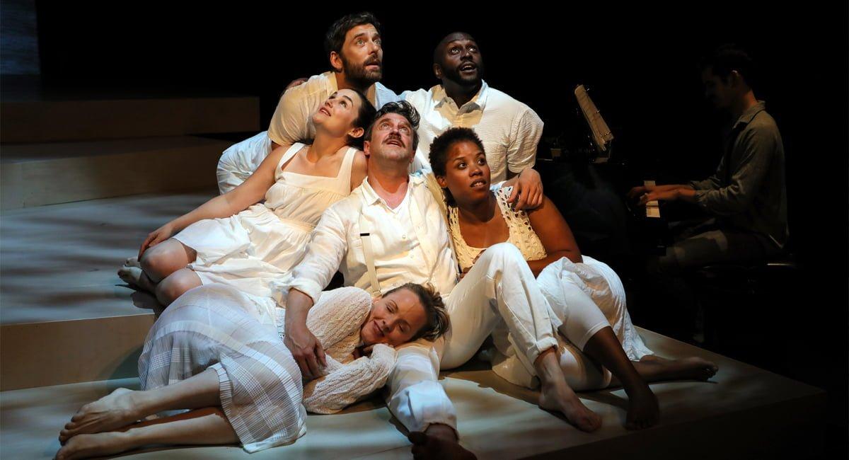 Powerhouse Theater actors