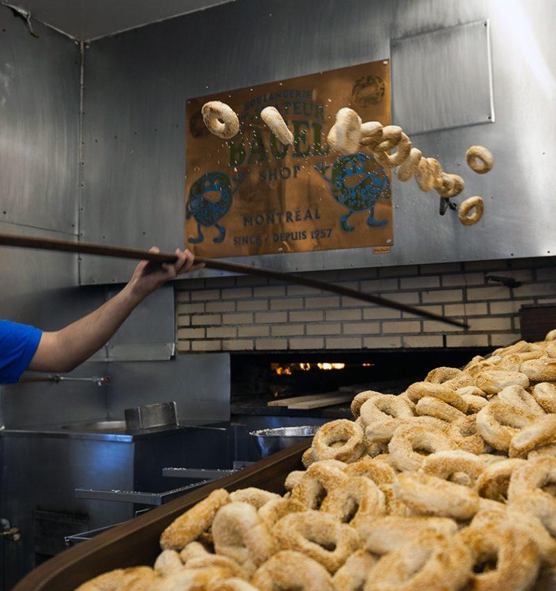 St-Viateur Bagels