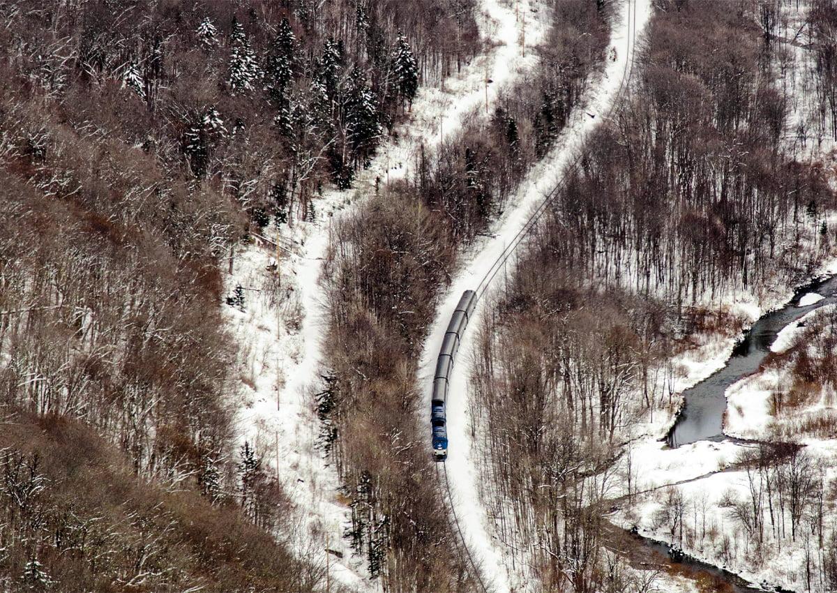 Ethan Allen | Vermont | Amtrak