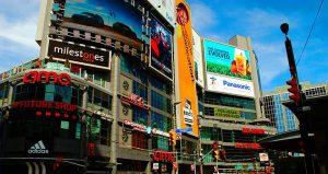 Yonge & Dundas Square
