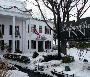 Beekman Arms | Visit the oldest operating hotel in America | Photo Courtesy of Beekman Arms