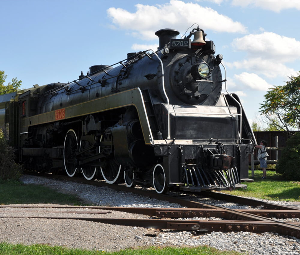 Exporail | Exporail celebrates its 100 years of service | Photo Courtesy of Exporail