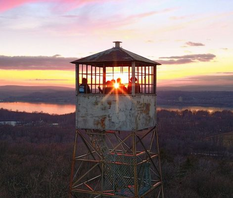 Ferncliff Forest | Ferncliff Forest's fire tower | Photo Courtesy of Fercliff Forest