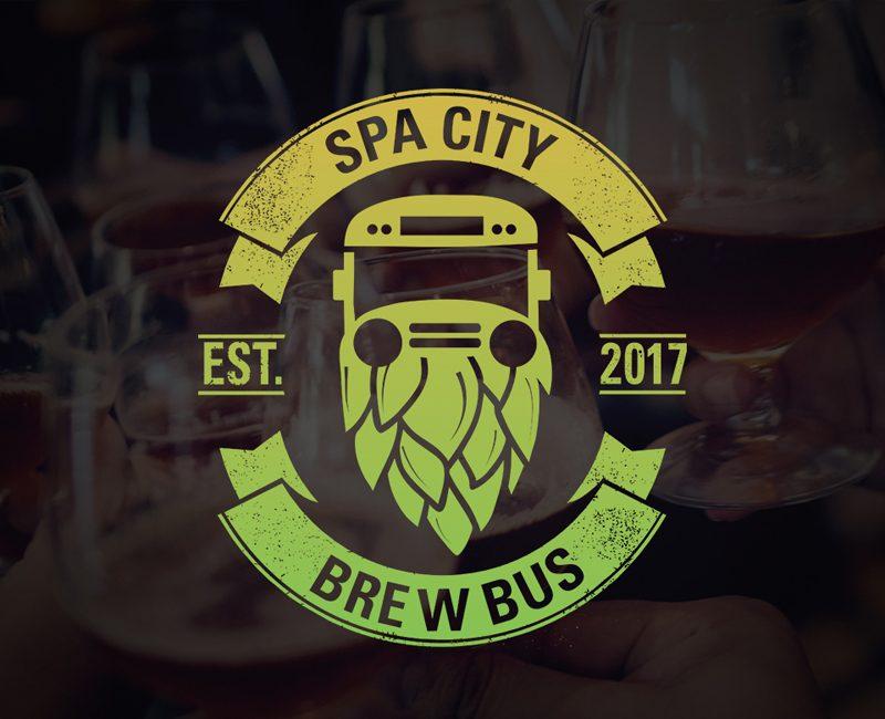Spa City Brew Bus.1