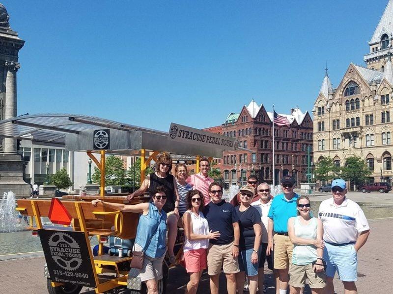 Syracuse Pedal Tours.1