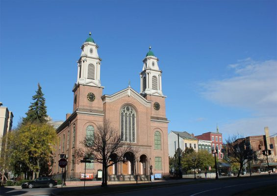 The First Church of Albany | Photo Courtesy of The First Church of Albany