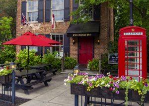 The Olde English Pub