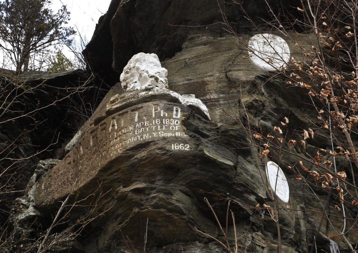Pratt's Rock   Photo Courtesy of Great Northern Catskills of Greene County