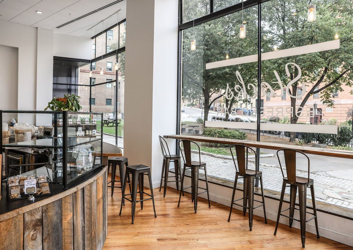 Stacks Espresso Bar | Photo Courtesy of Andrew Frey