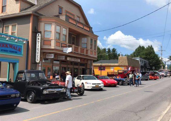 Tannersville Antique and Artisan Center | Photo Courtesy of Tannersville Antique and Artisan Center