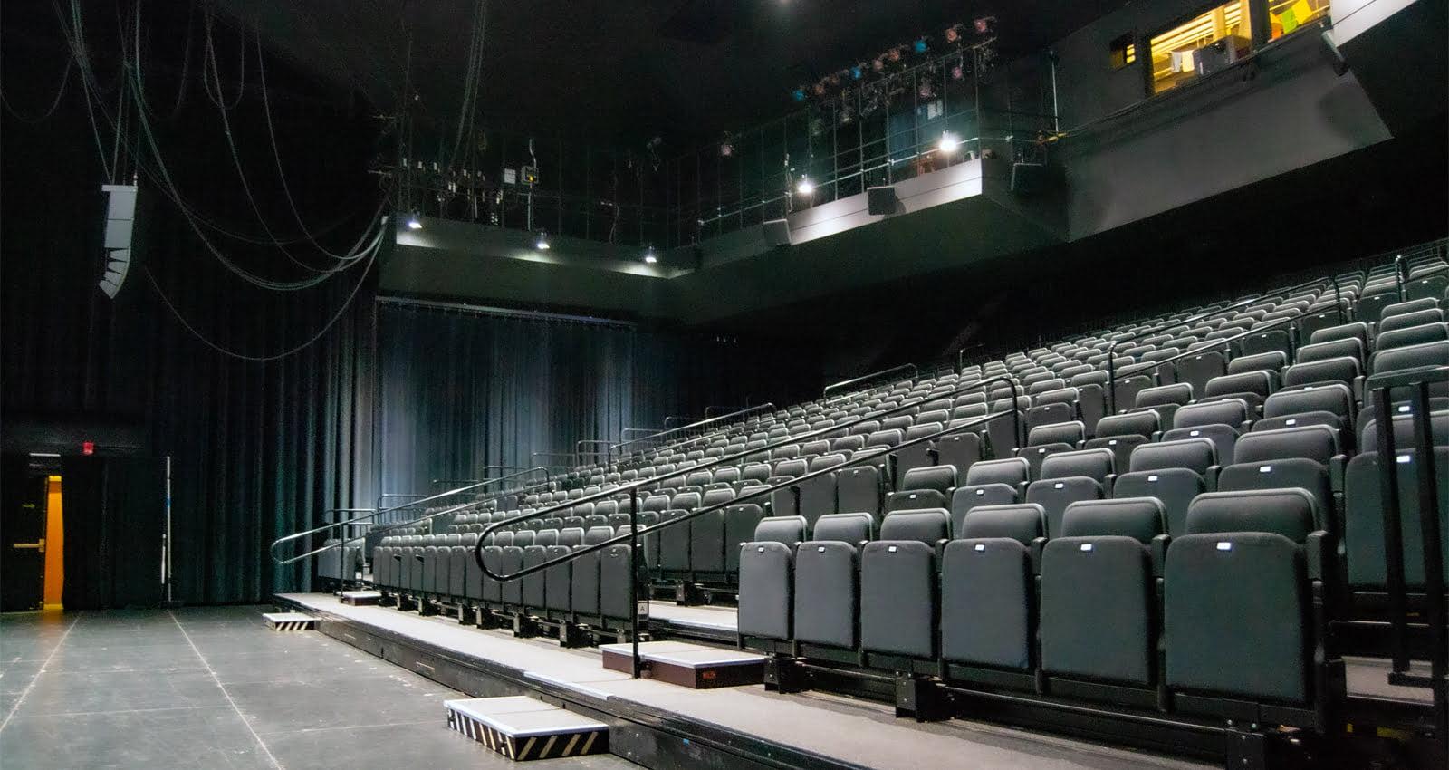 AFrey_Capital-Saratoga Region - Proctors Theatre, 434-seat GE Theatre