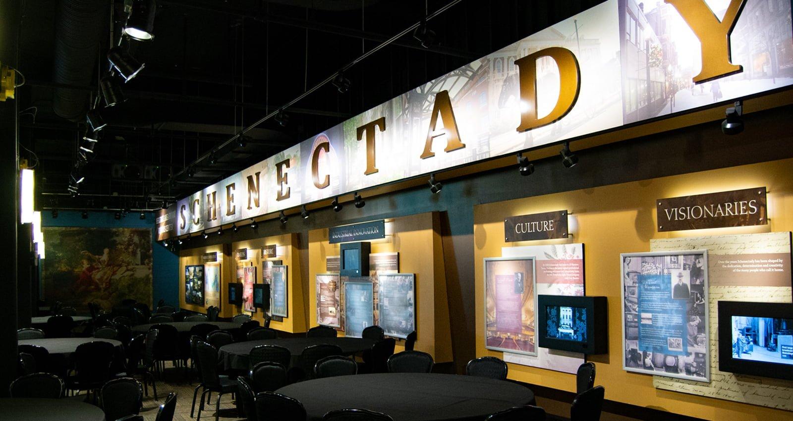 AFrey_Capital-Saratoga Region - Proctors Theatre, Schenectady Heritage Visitors Center