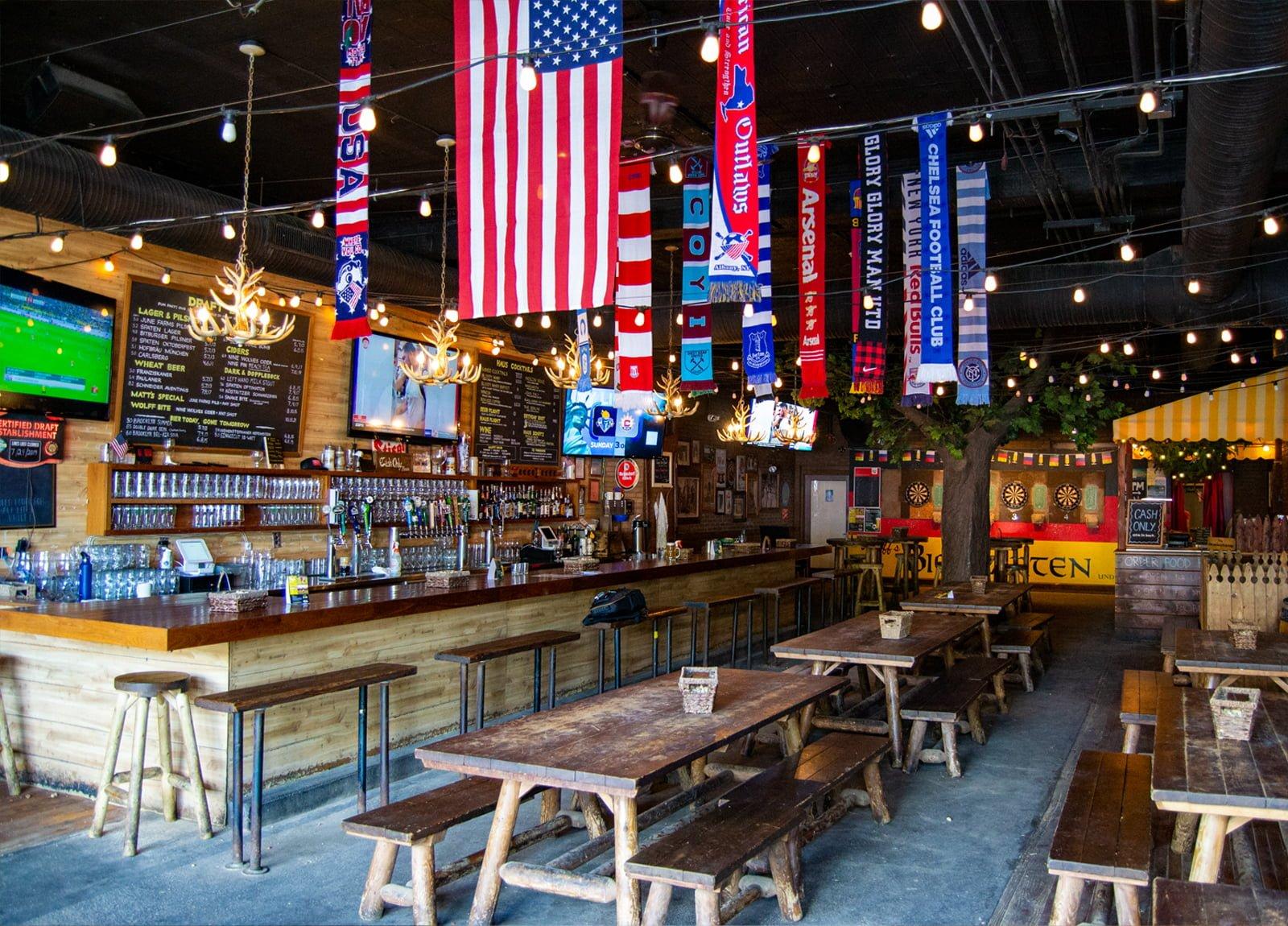 AFrey_Capital-Saratoga Region - Wolff's Biergarten, Restaurant Interior