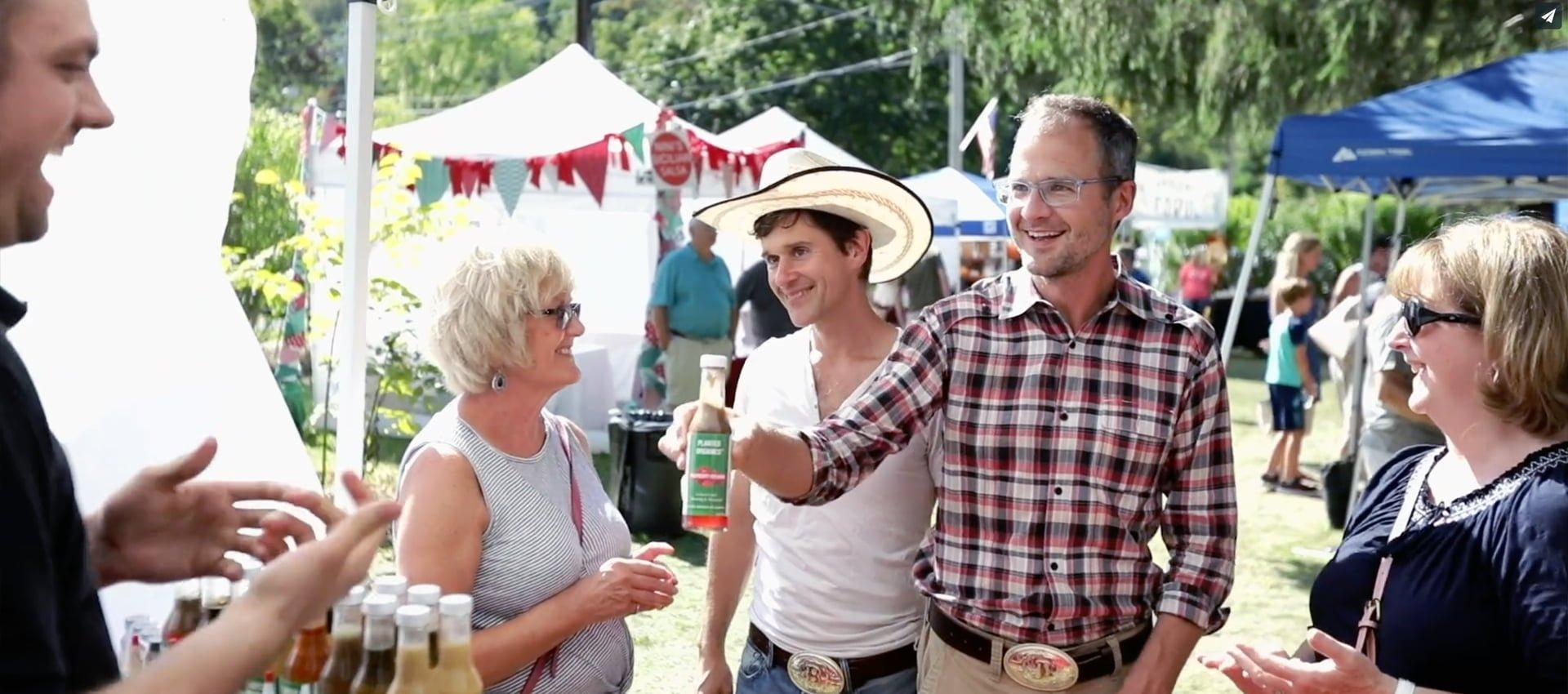Beekman 1802's Harvest Festival