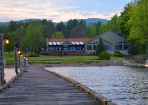 Lanzi's on the Lake Restaurant & Marina