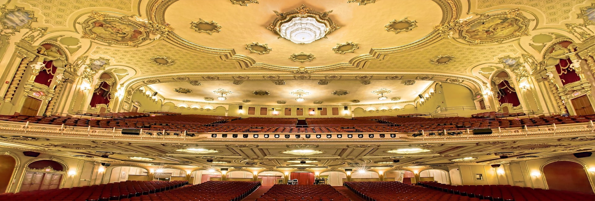 Palace Theatre, A view from the stage_Capital-Saratoga Region