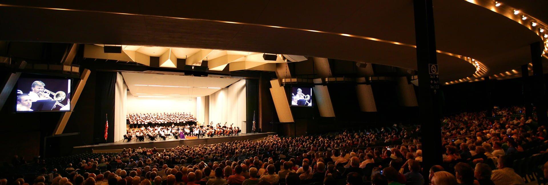 Photo Courtesy of Saratoga Performing Arts Center, Philadelphia Orchestra performance | Capital-Saratoga Region