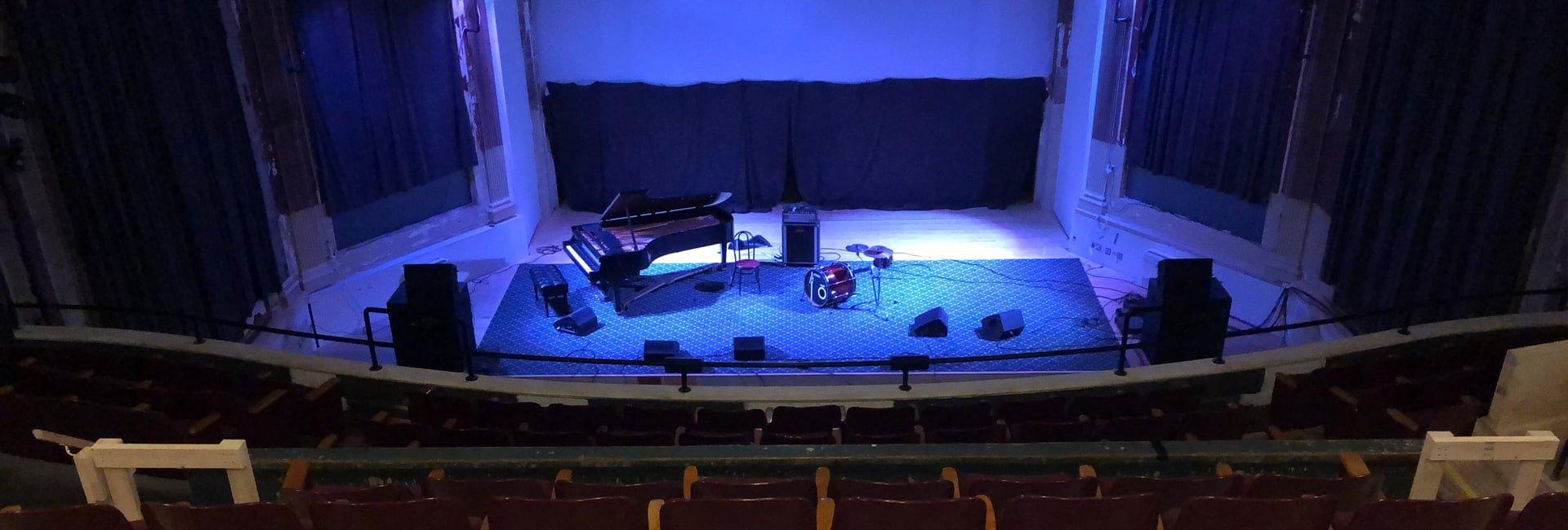 Strand Theatre, View from the balcony_Capital-Saratoga Region