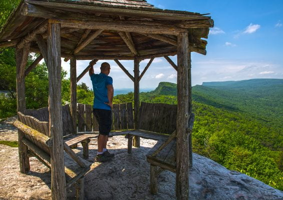 Mohonk Preserve | Gardiner, NY | Photo Courtesy of ILNY | Historic Homes and Scenic Vistas in the Hudson Valley