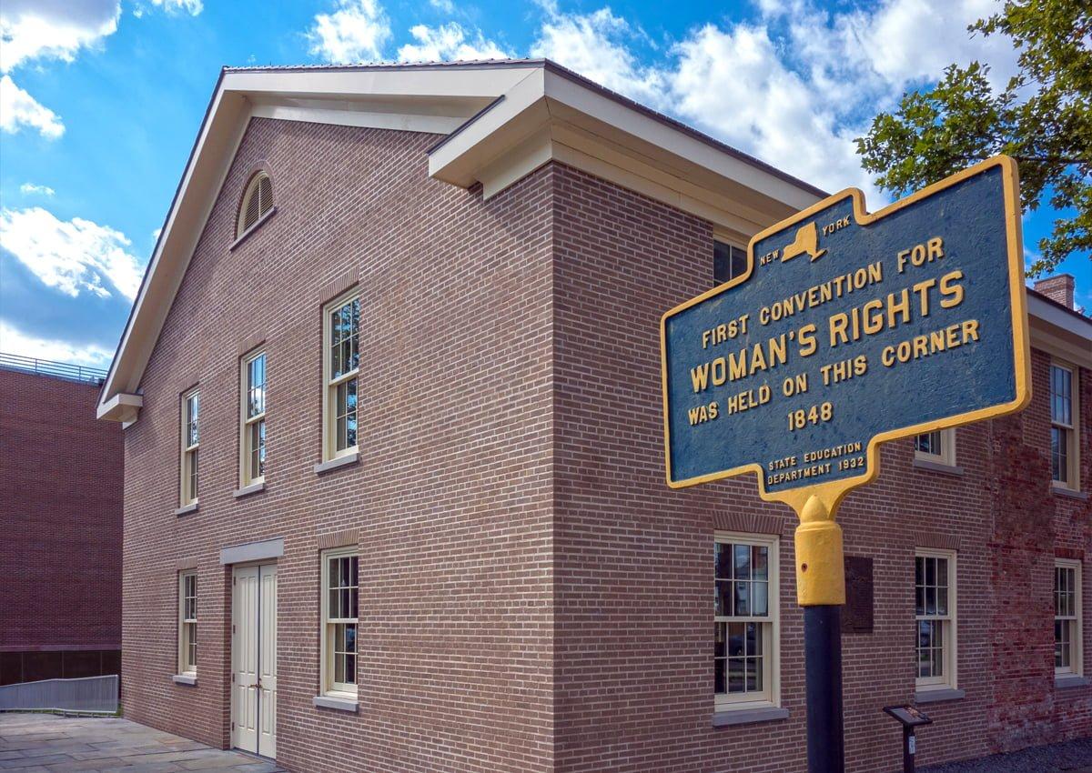 Women's Rights National Historical Park_Seneca Falls